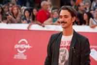 Davide Iacopini - Roma - 18-10-2014 - Festival di Roma: il red carpet di A tutto tondo