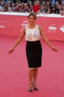 Paola Minaccioni - Roma - 18-10-2014 - Festival di Roma: il red carpet di A tutto tondo