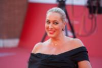 Antonella Guardaroli - Roma - 18-10-2014 - Festival di Roma: il red carpet di A tutto tondo