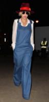 Rita Ora - Londra - 20-10-2014 - La salopette: dai cantieri ai salotti dello star system