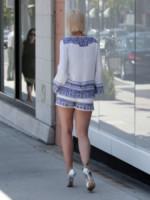 Rita Ora - Los Angeles - 12-08-2014 - Blue China Print: siamo tutte bambole di porcellana!