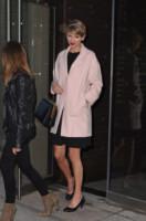 Taylor Swift - New York - 23-04-2014 - L'inverno è più romantico con il cappotto rosa!