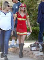 Sarah Hyland - Los Angeles - 19-09-2014 - Ad Halloween le star si vestono così