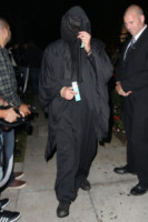 Leonardo DiCaprio - Los Angeles - 25-10-2013 - Ad Halloween le star si vestono così