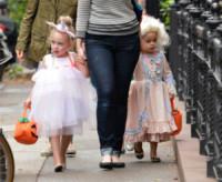Marion, Tabitha Broderick - New York - 31-10-2013 - Ad Halloween le star si vestono così