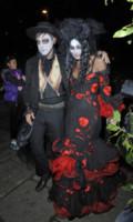 Jamie Hince, Kate Moss - Londra - 31-10-2013 - Ad Halloween le star si vestono così