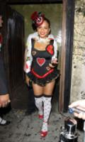 Christina Milian - Los Angeles - 27-10-2012 - Ad Halloween le star si vestono così