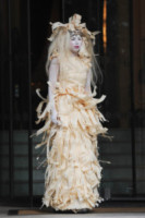 Lady Gaga - Londra - 28-10-2013 - Ad Halloween le star si vestono così