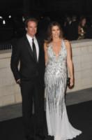 Rande Gerber, Cindy Crawford - Los Angeles - 01-11-2014 - George Clooney e il regalo da 14 milioni di dollari