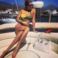 Natalia Bush - Milano - 08-11-2014 - A piedi nudi da te: le star mostrano i loro piedini