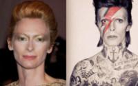 David Bowie, Tilda Swinton - Separati alla nascita: ma siete identici!