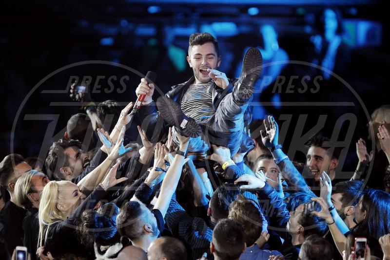 Lorenzo Fragola - Milano - 12-12-2014 - X-Factor 8: Trionfa Lorenzo Fragola, doppietta di Fedez