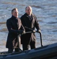 Rory Kinnear, Daniel Craig - Londra - 15-12-2014 - Bond 25, riprese sospese! Ecco spiegato il motivo