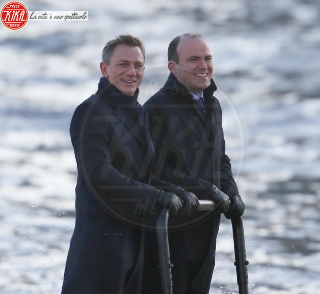 Rory Kinnear, Daniel Craig - Londra - 15-12-2014 - Rami Malek sarà il villain del prossimo James Bond