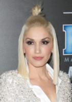 Gwen Stefani - Los Angeles - 16-12-2014 - Marilyn Style: biondo platino, il colore delle dive
