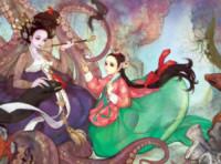La Sirenetta Ariel - Los Angeles - 21-12-2014 - Biancaneve, Alice in Wonderland & C. in versione orientale