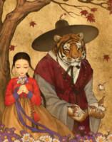 La bella e la bestia - Los Angeles - 21-12-2014 - Biancaneve, Alice in Wonderland & C. in versione orientale