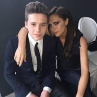 Brooklyn Beckham, Victoria Beckham - 22-12-2014 - Chloë Grace Moretz e Brooklyn Beckham e l'amore nato in palestra