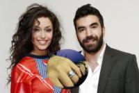 Gianluca Tozzi, Raffaella Fico - Milano - 02-12-2014 - Anelli di fidanzamento delle star: qual è il vostro preferito?