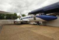 """Elvis Presley - Memphis - 30-04-2014 - All'asta i due aerei di Elvis, per essere i """"re"""" delle nuvole"""