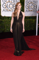 Jessica Chastain - Beverly Hills - 11-01-2015 - Golden Globes 2015: Vade retro abito!