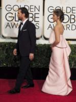 Camila Alves, Matthew McConaughey - Beverly Hills - 11-01-2015 - Golden Globes 2015: Vade retro abito!