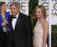 Harrison Ford, Calista Flockhart - Los Angeles - 11-01-2015 - Supergirl: Calista Flockhart sarà anche nella seconda stagione