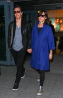 Sophie Hunter, Benedict Cumberbatch - Londra - 13-01-2015 - Benedict Cumberbacth due volte papà, è nato Hal Auden