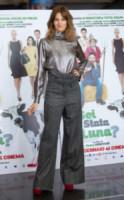 Liz Solari - Roma - 19-01-2015 - Corsi e ricorsi fashion: dagli anni '70 ecco i pantaloni a zampa