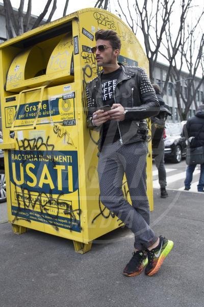 Mariano Di Vaio - Milano - 19-01-2015 - Mariano Di Vaio, il fashion blogger più richiesto in Italia