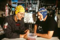 Harold Ramis, Ghostbusters, Dan Aykroyd - New York - 16-06-1989 - Ghostbusters in rosa: ci sarà anche un protagonista del 1984