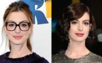 Anne Hathaway - 05-02-2015 - Meglio due o… quattrocchi? A voi l'ardua sentenza!