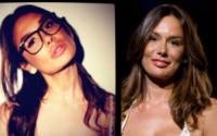Nicole Minetti - 05-02-2015 - Meglio due o… quattrocchi? A voi l'ardua sentenza!