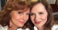 Geena Davis, Susan Sarandon - Malibu - 06-02-2015 - Non solo Amadeus e Fiorello, quanto aiuta l'amicizia!