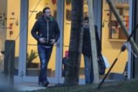 Eugenio Zoffili, Giulia Martinelli - Milano - 13-02-2015 - Eugenio Zoffili: la serpe in seno a Matteo Salvini
