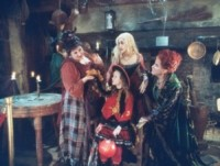 Hocus Pocus, Bette Midler, Kathy Najimy, Sarah Jessica Parker - Hollywood - 01-06-1993 - Hollywood, la città delle fiabe e... delle streghe cattive!