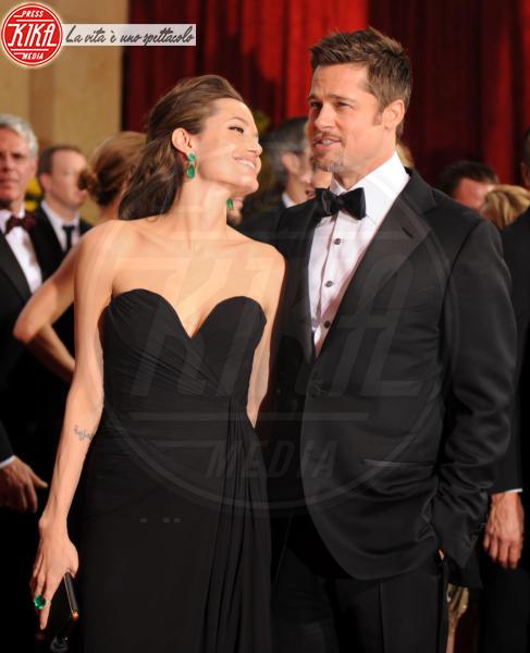 Angelina Jolie, Brad Pitt - Santa Ana - 22-02-2009 - Addio Brangelina: Jolie ha chiesto il divorzio da Brad Pitt