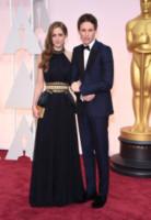 Hannah Bagshawe, Eddie Redmayne - Hollywood - 23-02-2015 - Oscar 2015: Eddie Redmayne è il miglior attore