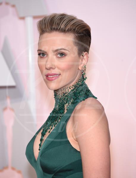 Scarlett Johansson - Hollywood - 22-02-2015 - Quando le celebrity ci danno un taglio… ai capelli!