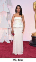 Kerry Washington - Hollywood - 22-02-2015 - Oscar 2015: tutti gli stilisti sul red carpet