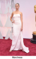 Karolina Kurkova - Hollywood - 22-02-2015 - Oscar 2015: tutti gli stilisti sul red carpet