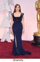 Jessica Chastain - Hollywood - 22-02-2015 - Oscar 2015: tutti gli stilisti sul red carpet