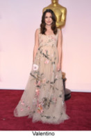 Keira Knightley - Hollywood - 22-02-2015 - Oscar 2015: tutti gli stilisti sul red carpet