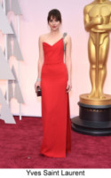 Dakota Johnson - Hollywood - 22-02-2015 - Oscar 2015: tutti gli stilisti sul red carpet
