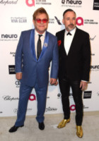 David Furnish, Elton John - West Hollywood - 22-02-2015 - Ha ragione Shalpy: l'Italia è pronta per le unioni gay