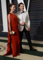 Sophie Hunter, Benedict Cumberbatch - Beverly Hills - 22-02-2015 - Benedict Cumberbacth due volte papà, è nato Hal Auden