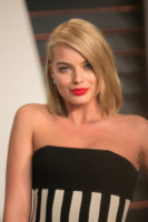 Margot Robbie - Los Angeles - 22-02-2015 - Suicide Squad, Margot Robbie non vuole lavorare con Mel Gibson