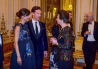 Sophie Hunter, Benedict Cumberbatch - Londra - 10-03-2015 - Benedict Cumberbacth due volte papà, è nato Hal Auden