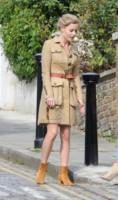 Georgia May Jagger - Londra - 13-03-2015 - La primavera è arrivata: è tempo di trench!