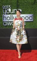 Crystal Reed - Los Angeles - 01-08-2013 - Mini o longuette, ma pieno di fiori: è l'abito della primavera!